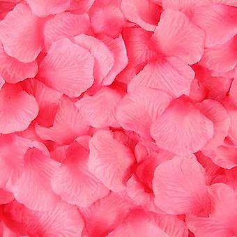 2000 Pcs Artificial Rose Petals Wedding Silk Flower Accessories