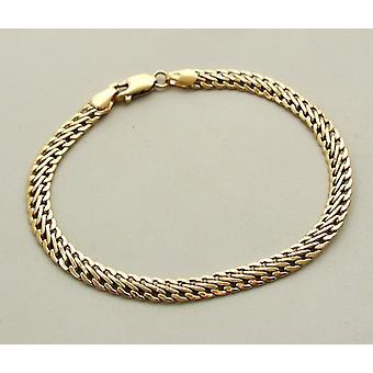 Golden Christian switch bracelet