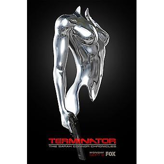 Terminator las crónicas de Sarah Connor - estilo BB Movie Poster (11 x 17)