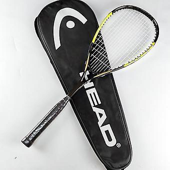 Kopf Carbon Squash Racket Padel mit Original-Tasche