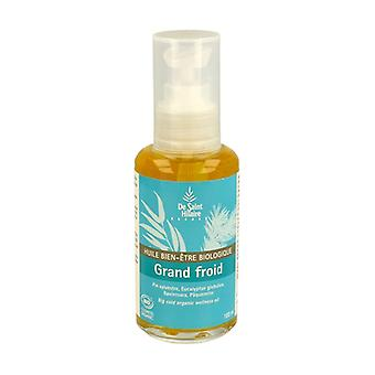 Great Cold Well-Being Oil Cosmos 100 ml of oil