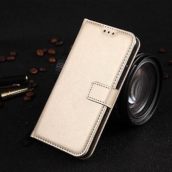 High Quality Pu Leather + Soft Tpu Insert Wallet Pouch Style Cover With Card