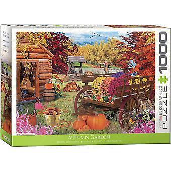 Eurographics - autumn garden