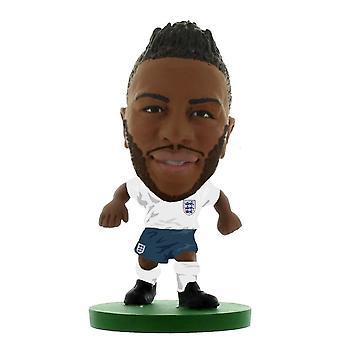 England FA Raheem Sterling SoccerStarz Figurine