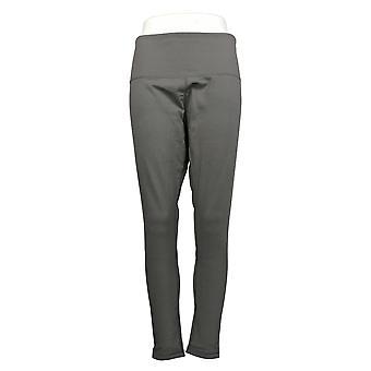 Women With Control Leggings Regular Reversible No Side Seam Gray A384086