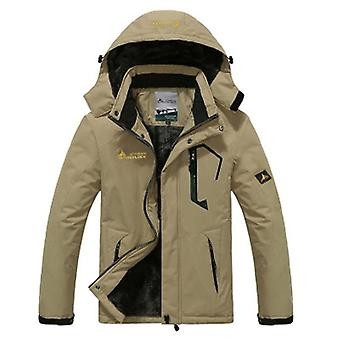 Men's Jackets Waterproof Windproof Hooded