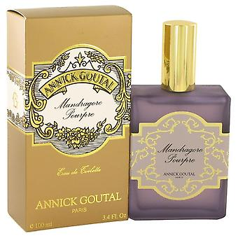 Mandragore Pourpre Eau De Toilette Spray By Annick Goutal 3.4 oz Eau De Toilette Spray