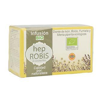 Hep Robis Infusion 20 packets