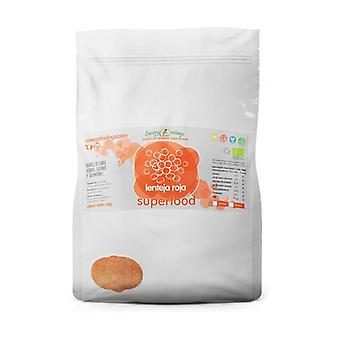 Eco peeled red lentils XXL Pack 1 kg