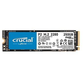 Hard Drive Crucial P2 SSD 250 Gb M.2