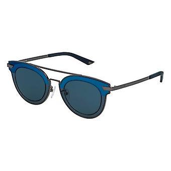 Unissex Sunglasses Police SPL349-0568 ( 47 mm) (Azul)