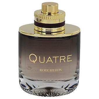 Quatre Absolu De Nuit Eau De Parfum vaporizador (probador) por Boucheron 3.3 oz Eau De Parfum Spray