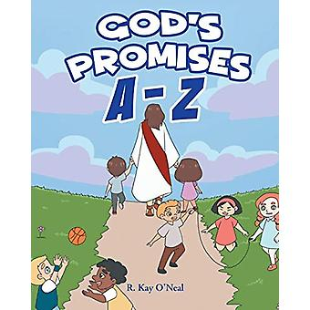 God's Promises A-Z by R Kay O'Neal - 9781640037328 Book