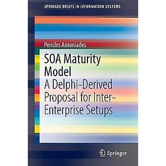SOA Maturity Model - A Delphi-Derived Proposal for Inter-Enterprise Se