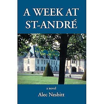 A Week at St-André: A Novel