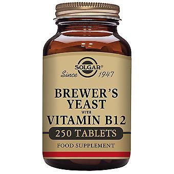 Solgar Bière de levure 500 mg 250 Komprimés