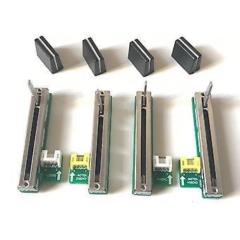 Ch1 Ch2 Ch3 Ch4 Fader Passer For Pioneer Djm