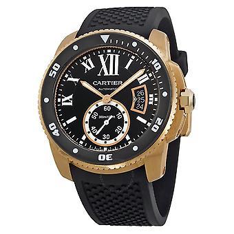 Cartier Calibre de Cartier Diver Automatic Men's Watch W7100052