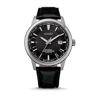 Kansalainen - Rannekello - Miehet - CB0190-17E - ECO Drive Super Titanium Radio Watch