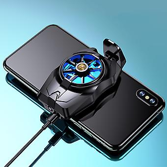 Mobile Phone Radiator Cell Phone Cooler G2 Smartphone Cooling Fan