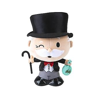 Mr Monopoly Winking Plush Toy