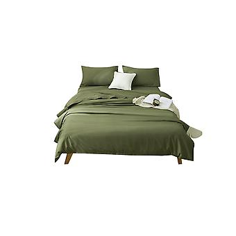 Swotgdoby Bed Sheet Set - Bedding - Wrinkle, Stain Resistant - 4 Piece