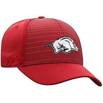 Arkansas Razorbacks NCAA TOW McGavin Stretch Monteret Hat