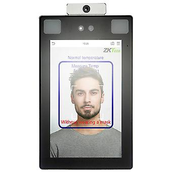 PNI SK ProFace X thermal scanner facial and palm recognition, access control, body temperature measurement and protective mask detection