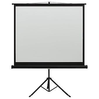 "vidaXL beamer scherm met standaard 57"" 16:9"