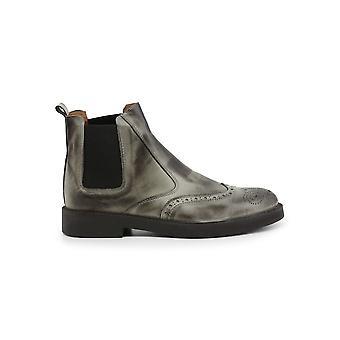 Duca di Morrone - Sko - Ankelstøvler - 101-CRUST-GRIGIO - Mænd - grå - EU 44