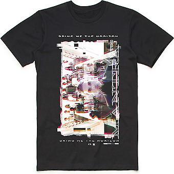 Bring Me The Horizon - Mantra Cover Mäns Stora T-Shirt - Svart