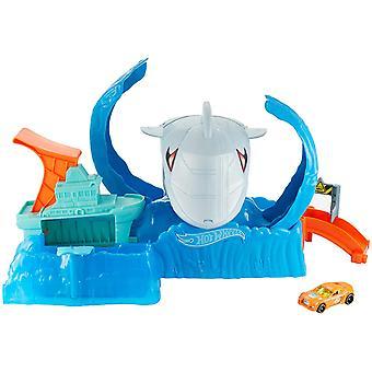 Hot Wheels - City Robo Shark Playset