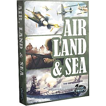 Air, Land & Sea: Revised Edition Card Game