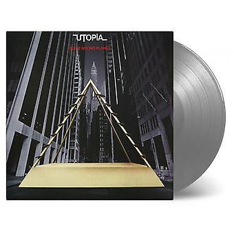 Utopia - Oeps! Verkeerde Planeet Zilveren Vinyl