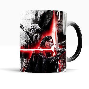 Star Wars Mug Final Jedi Color Mug Coffee Cup