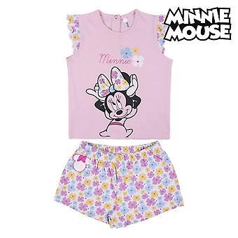 Pigiama per bambini Minnie Mouse Pink