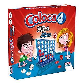 Board game Coloca 4 Falomir