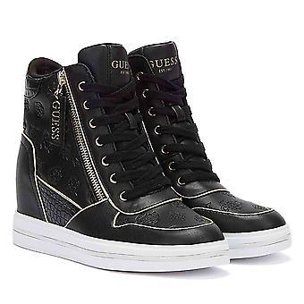 GUESS Nangy Damen Black Sneaker