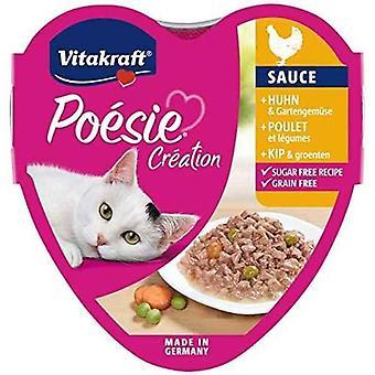 Hrană pentru pisici Vitakraft Poésie (85 g)