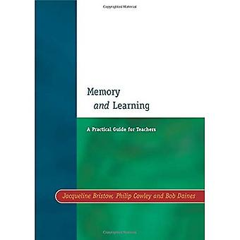 Memory and Learning, Vol. 1