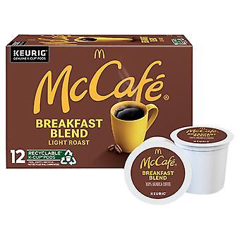 McCafe Breakfast Blend Light Roast Coffee Keurig K Cup