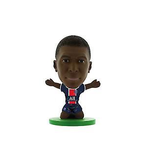 Paris Saint Germain FC FotbollStarz Mbappe