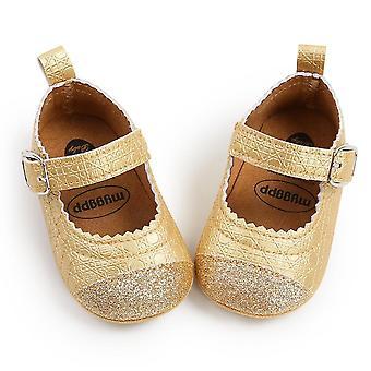أحذية الخريف الطفل، بو أحذية حديثي الولادة الجلود