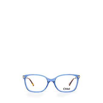 Chloé CH0059O siniset naisten silmälasit