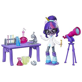 Video game consoles equestria girl's minis twilight sparkle science star class set