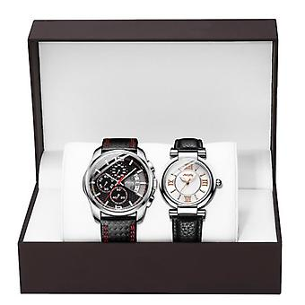 Watches For Couple Gift 2pcs