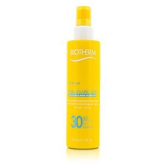 Biotherm Spray Solaire Lacte Ultra-light Moisturizing Sun Spray Spf 30 - 200ml/6.76oz