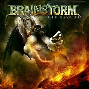 Brainstorm - Firesoul [CD] USA import
