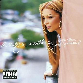 Angie Martinez - Up Close & Personal [CD] USA import