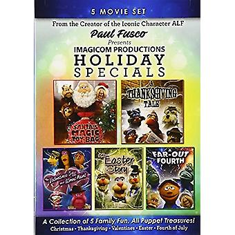 Paul Fusco Presents Imagicom Prod. Holiday Special [DVD] USA import